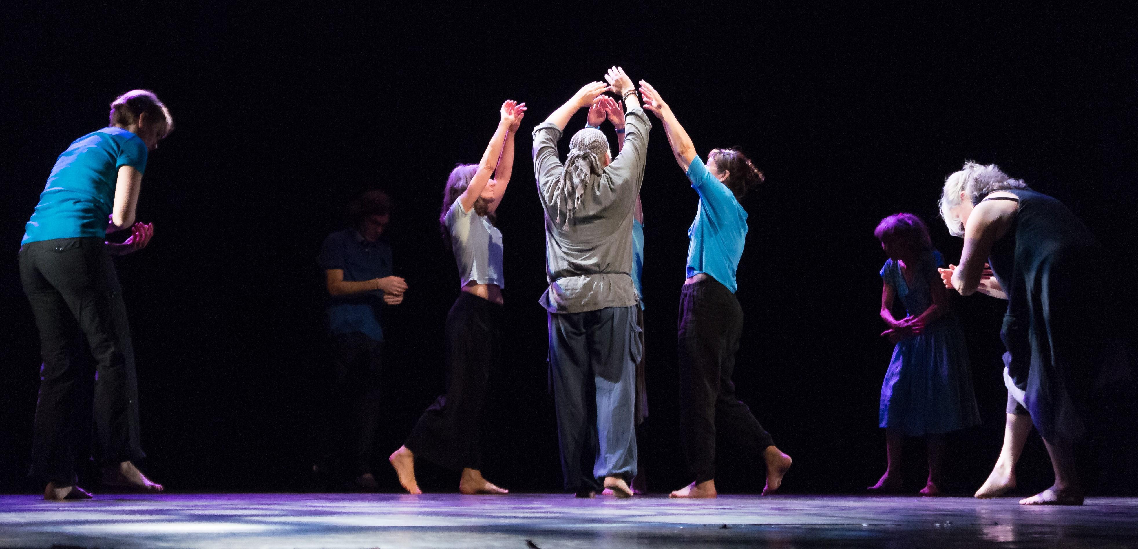 Danse libre Malkovsky